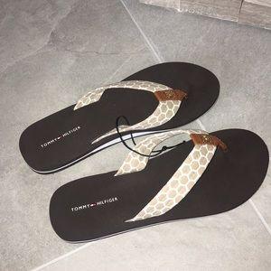 Tommy Hilfiger Flip Flops Sandals